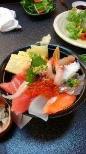 海鮮丼 川口 エルミタージュ