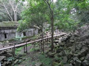 カンボジア 景色