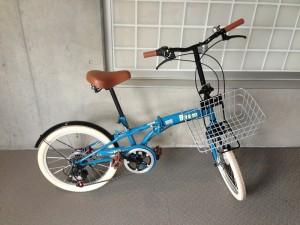 _折りたたみ自転車 川口