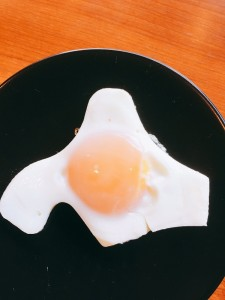 _北海道 目玉焼き