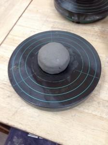 陶芸 粘土 エルミタージュ